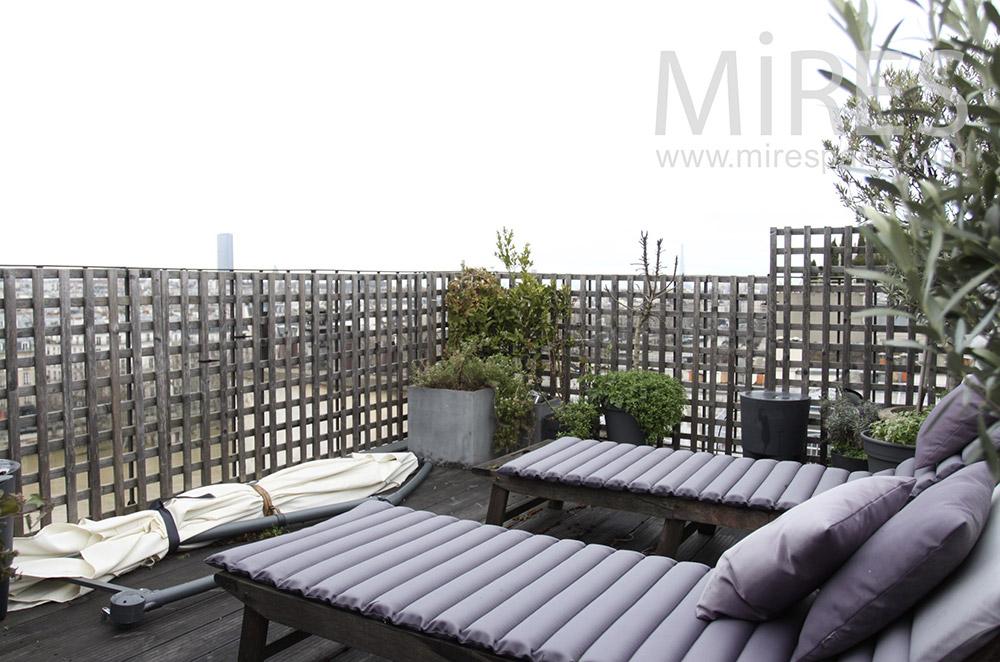 Rooftop protégé. C1531