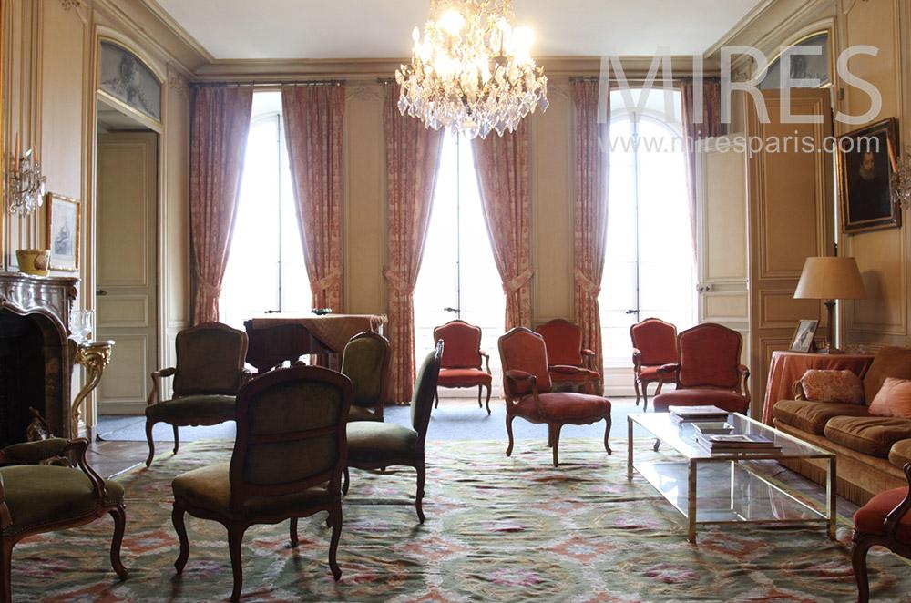 Salle de réception. C1533