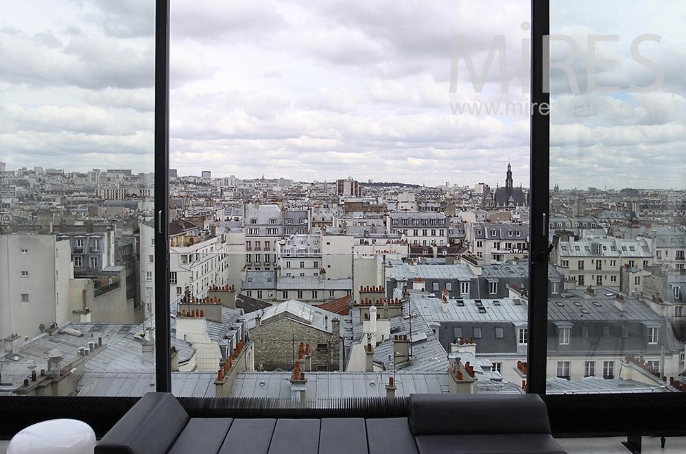 Les toits de Paris. C0102