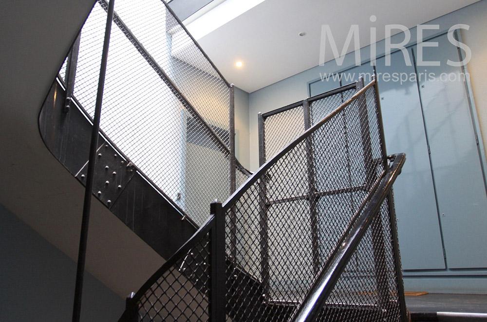 Appartement d co avec rooftop c1552 mires paris for Appartement avec piscine paris
