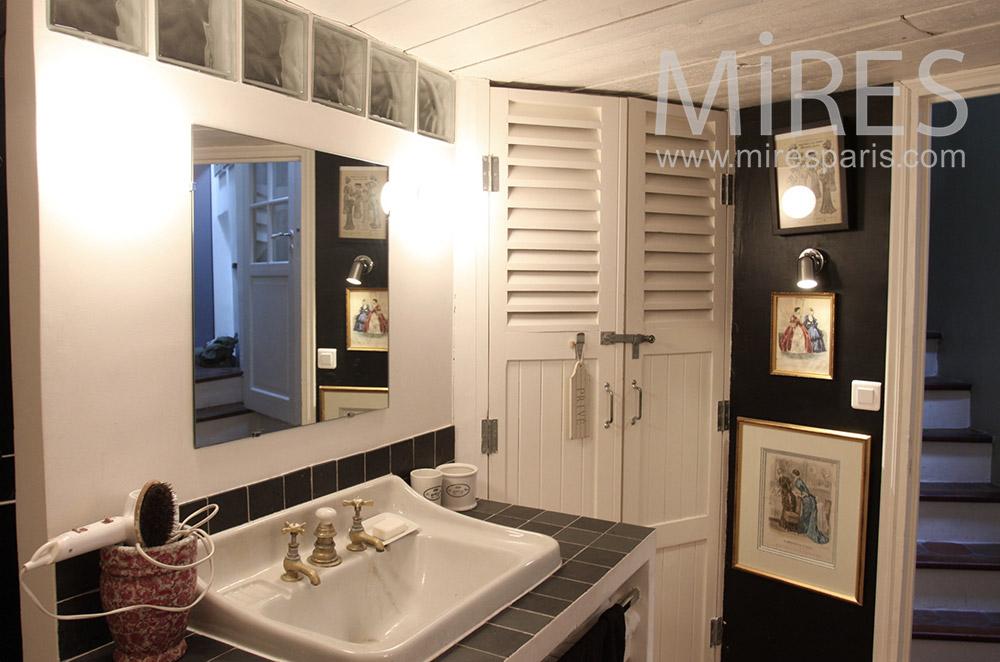vintage mires paris. Black Bedroom Furniture Sets. Home Design Ideas