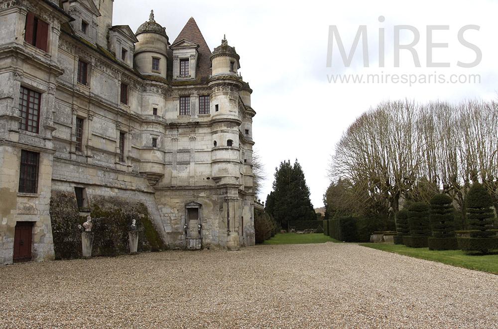 Château Renaissance. C1558
