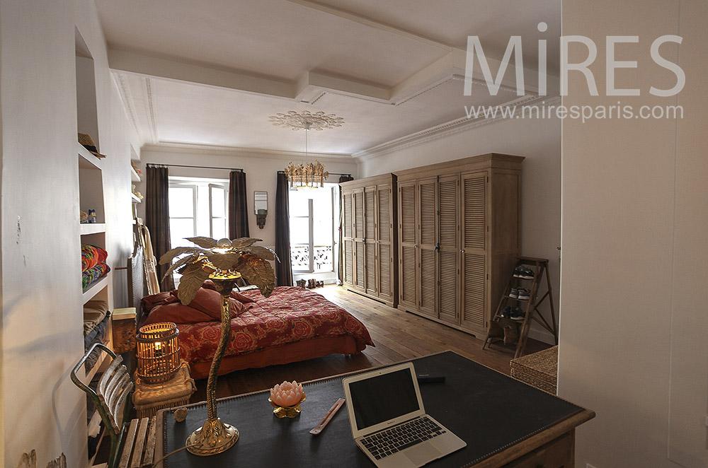 ambiance tropicale c1560 mires paris. Black Bedroom Furniture Sets. Home Design Ideas