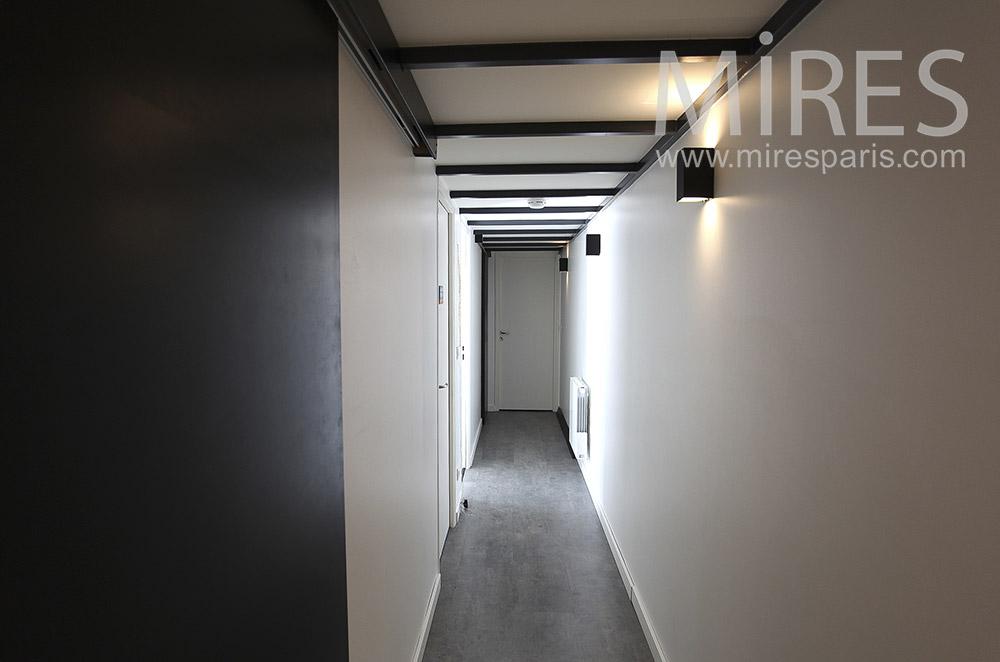 Couloirs étroits. C1092