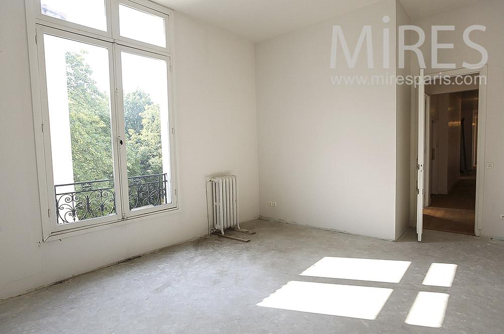 La chambre vide. C1564