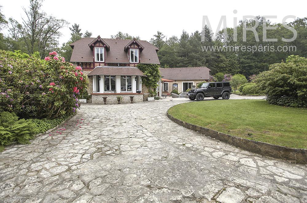 Esprit cottage. C1570