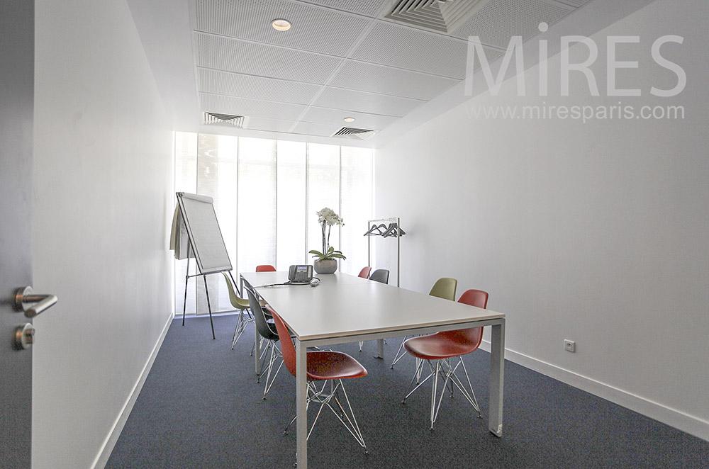 Petite salle de conférence. C1577