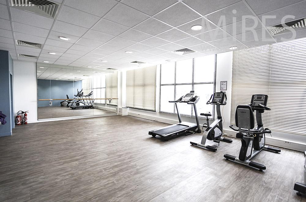 Clean gym. C1577