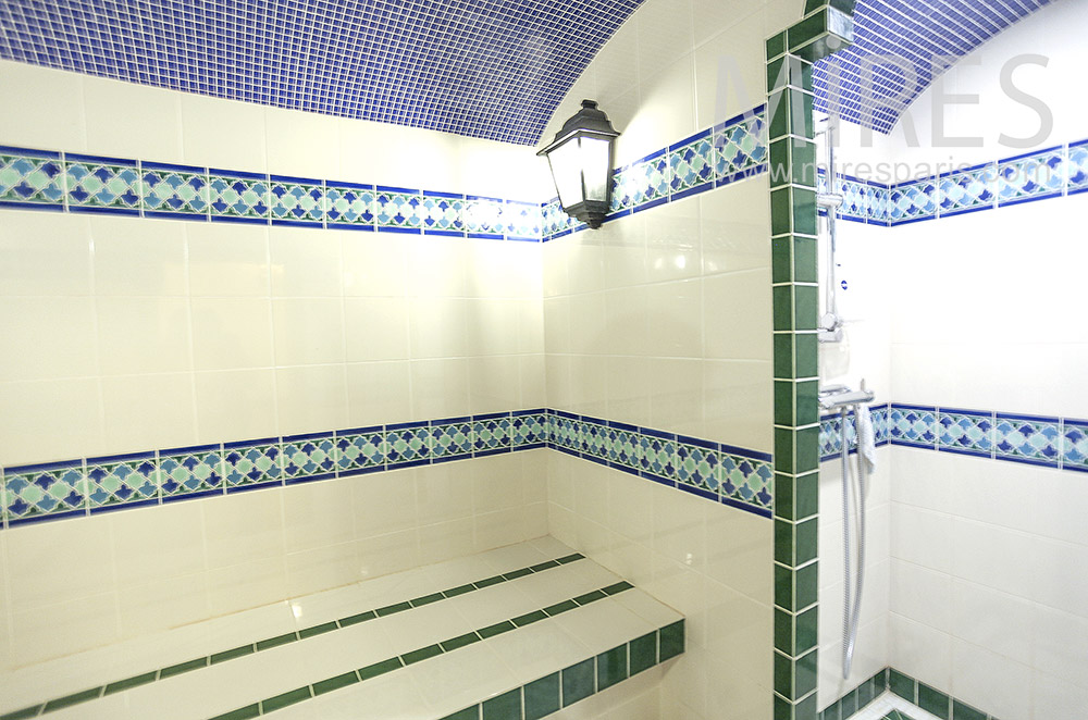 Simple shower. C0156