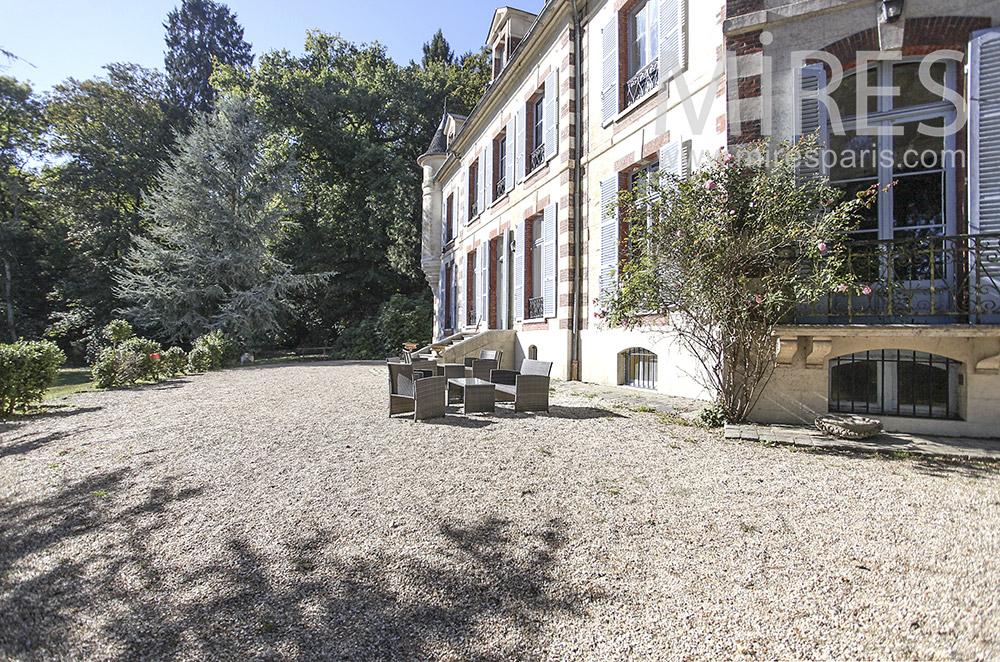Côté jardin. C0630