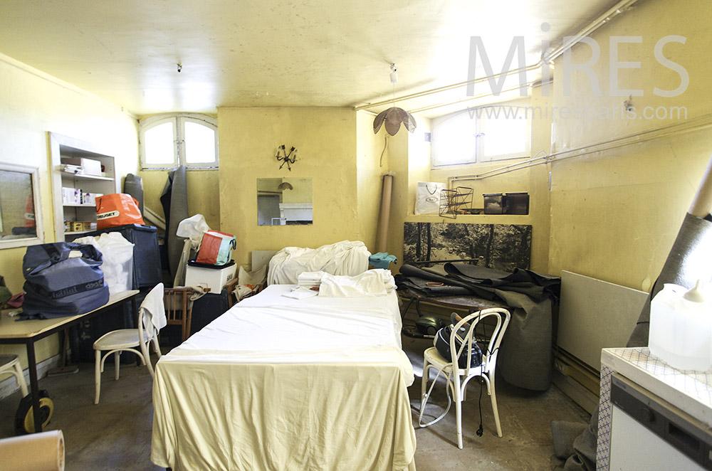 Converted cellar. C0630