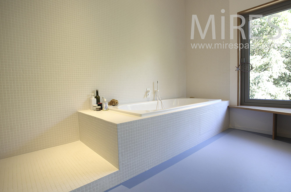 Modern baths refined. C1598