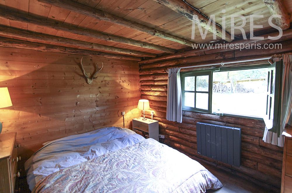 Trapper's room. C1599