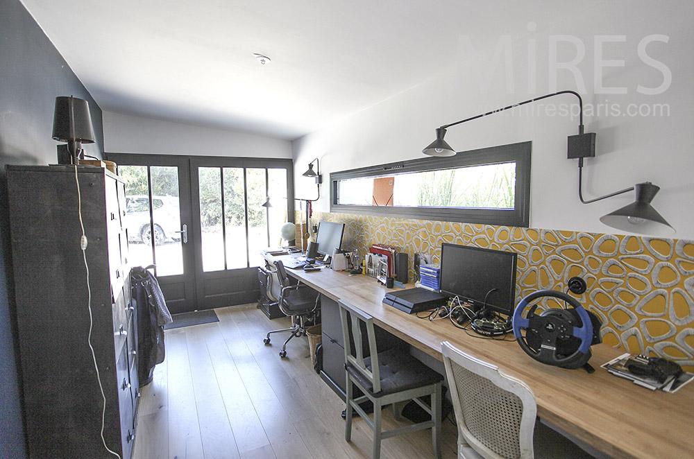 Espace de travail numérique. C1602