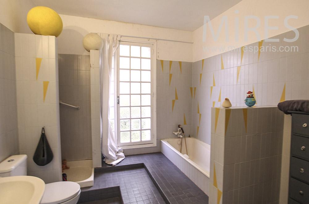 Bains et douche. C1623