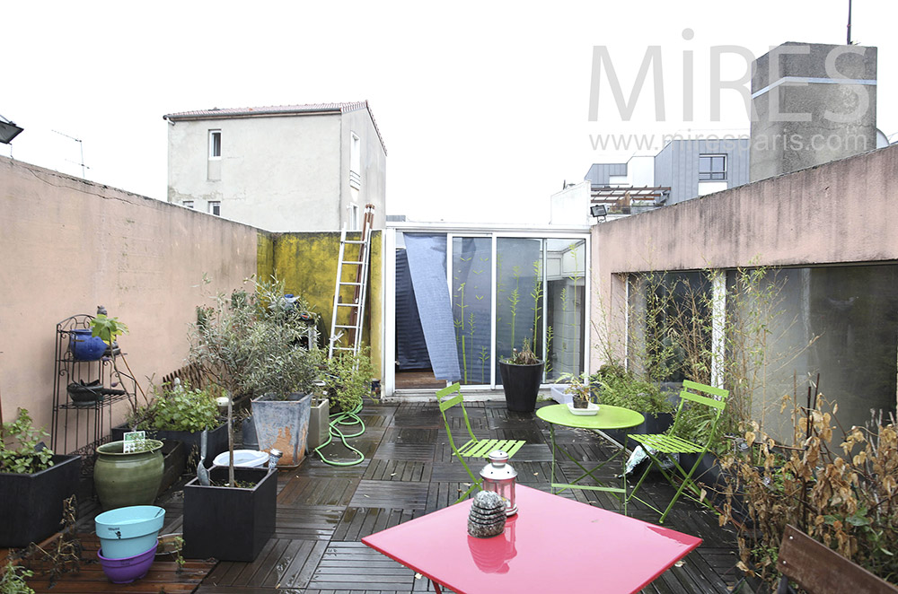 Rooftop. C0174