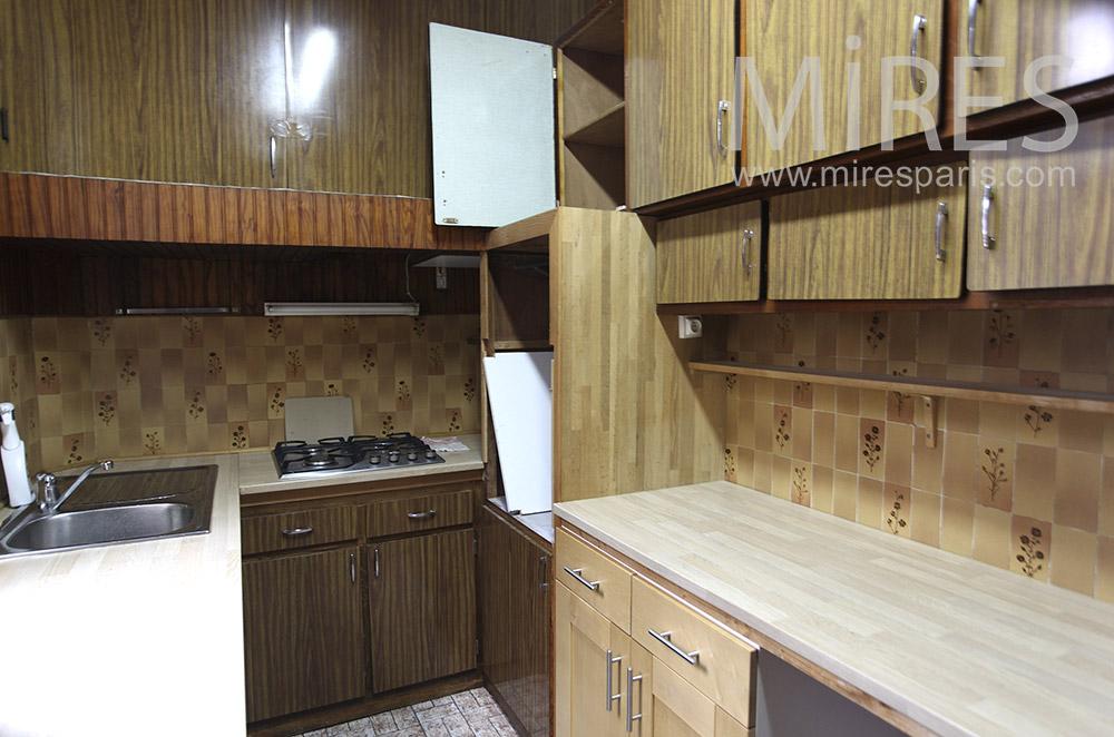 Old kitchen. c1626
