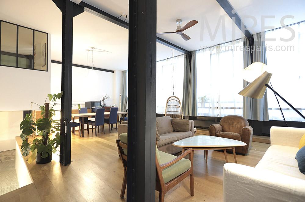 Neat apartment. c1649