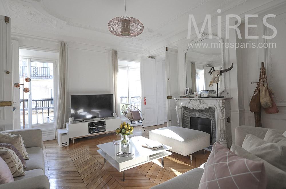 salon parisien c1669