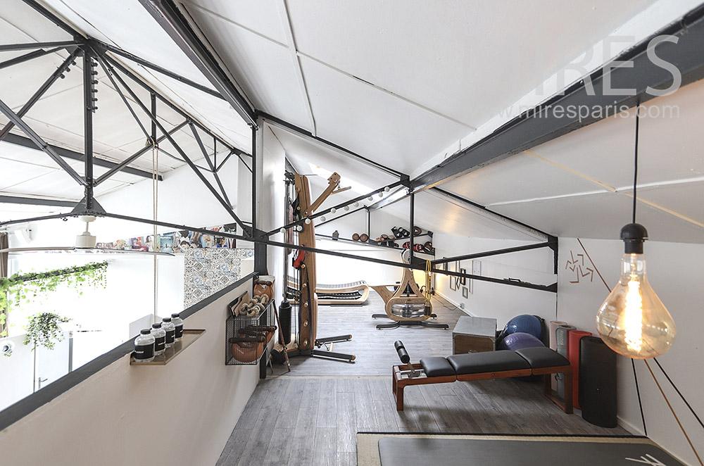 Modern gym. C1674