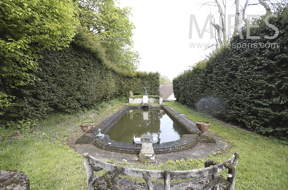 Jardin secret. C1701