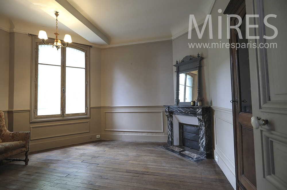 Empty room. c0963