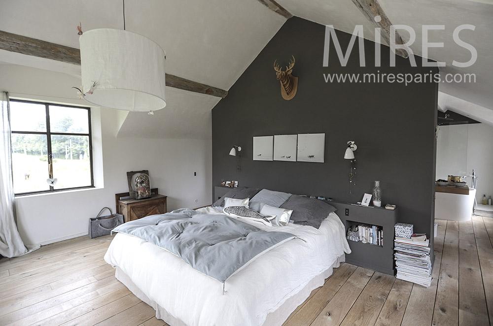 Chambre avec bains. C1410