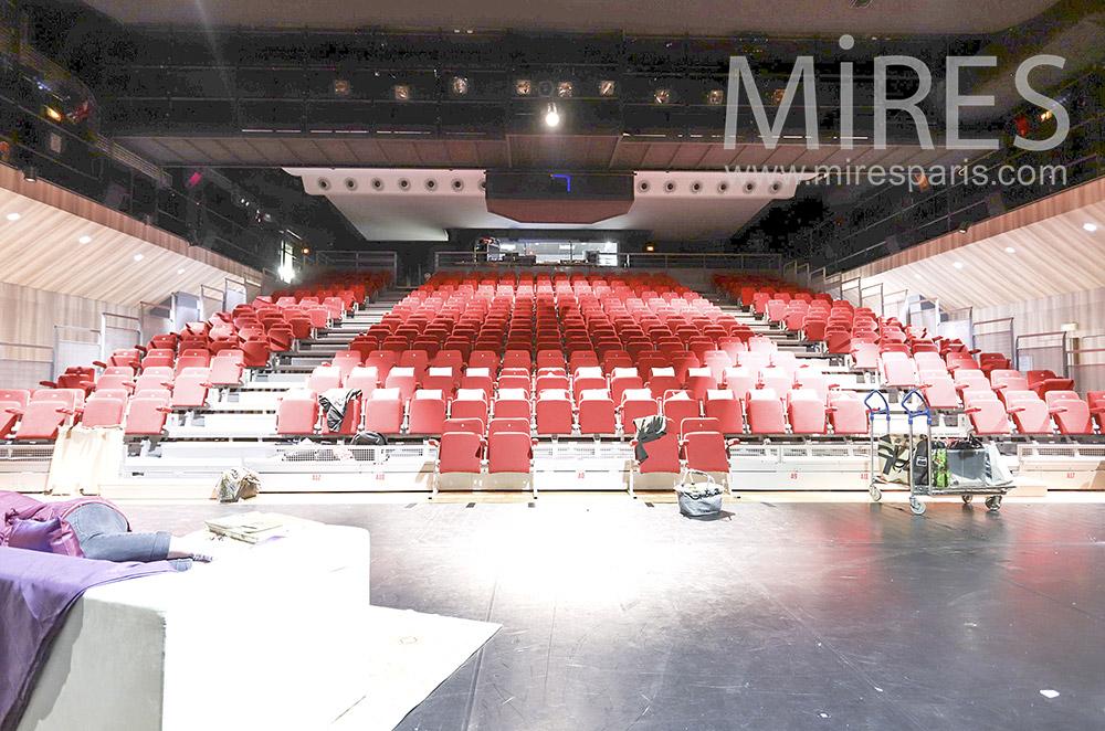 Modern auditorium. C1719