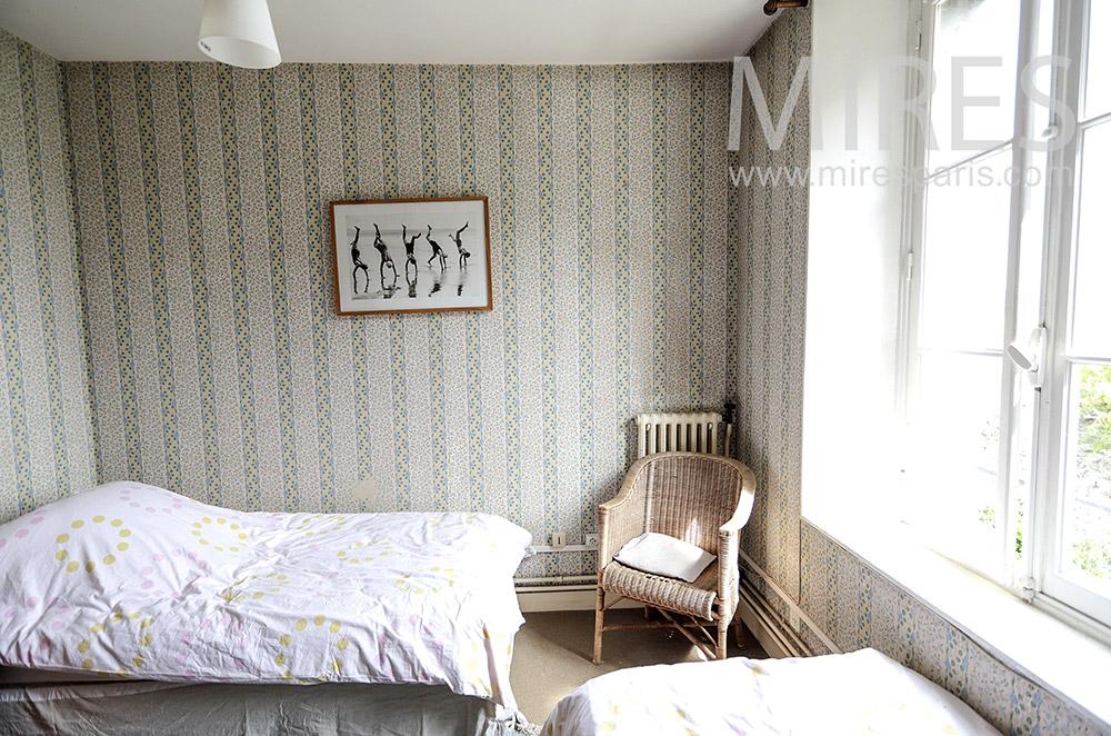 Bedroom. C1729