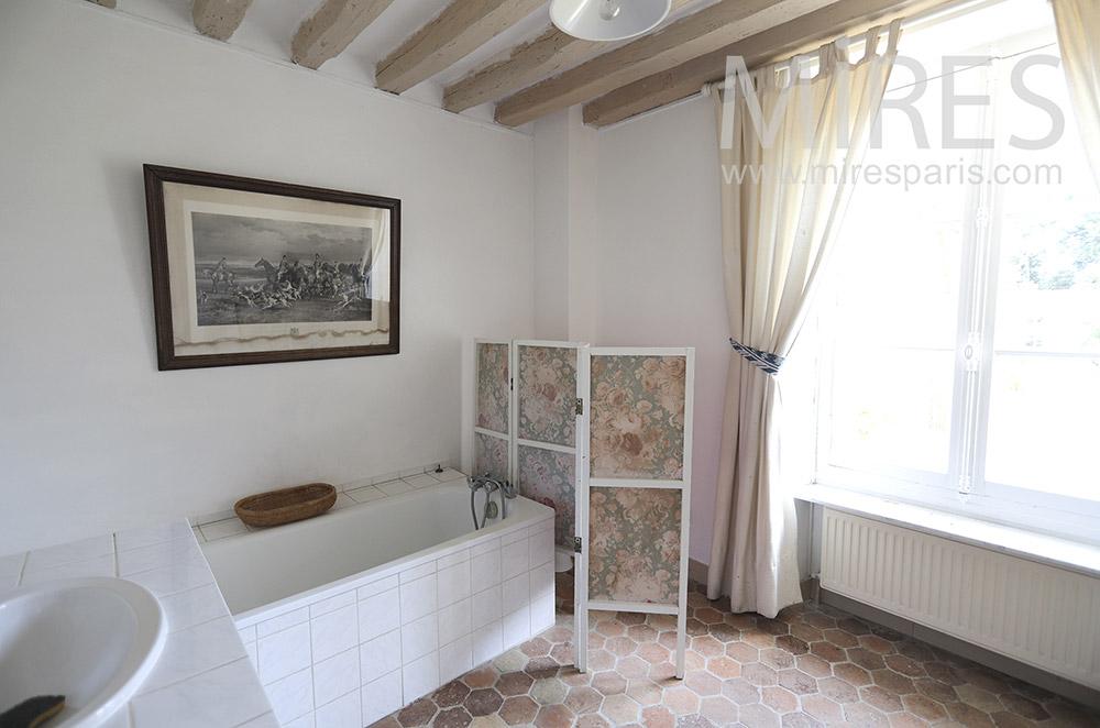 Salle de bain. C1733