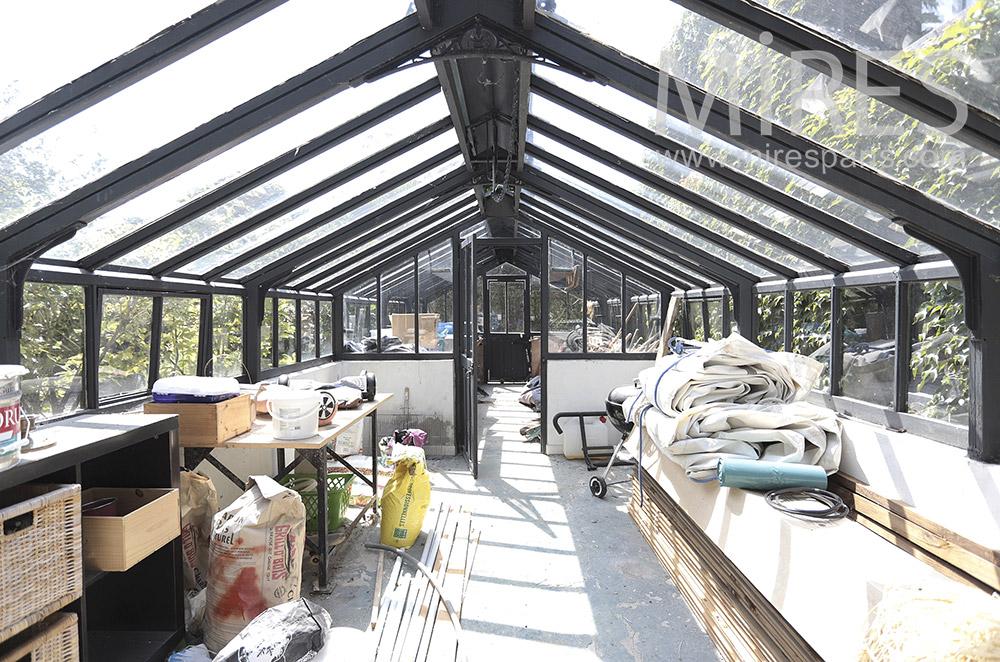Greenhouses. c0815
