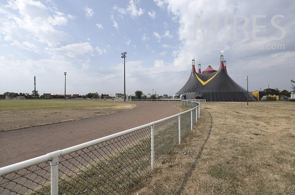 Stade multi-sport. C1737