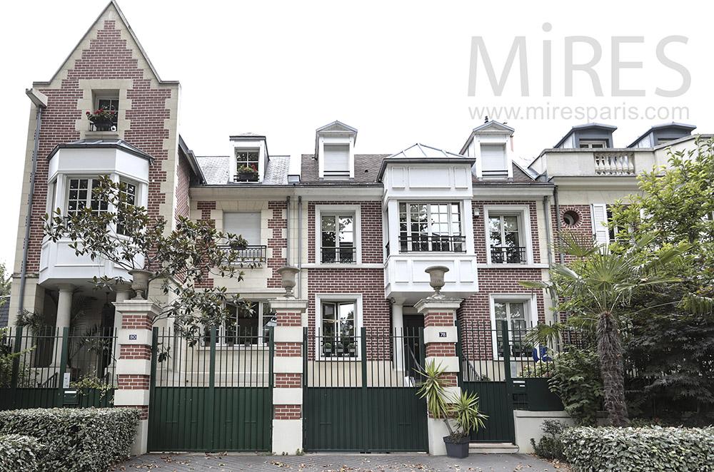 Maison bourgeoise. C1742