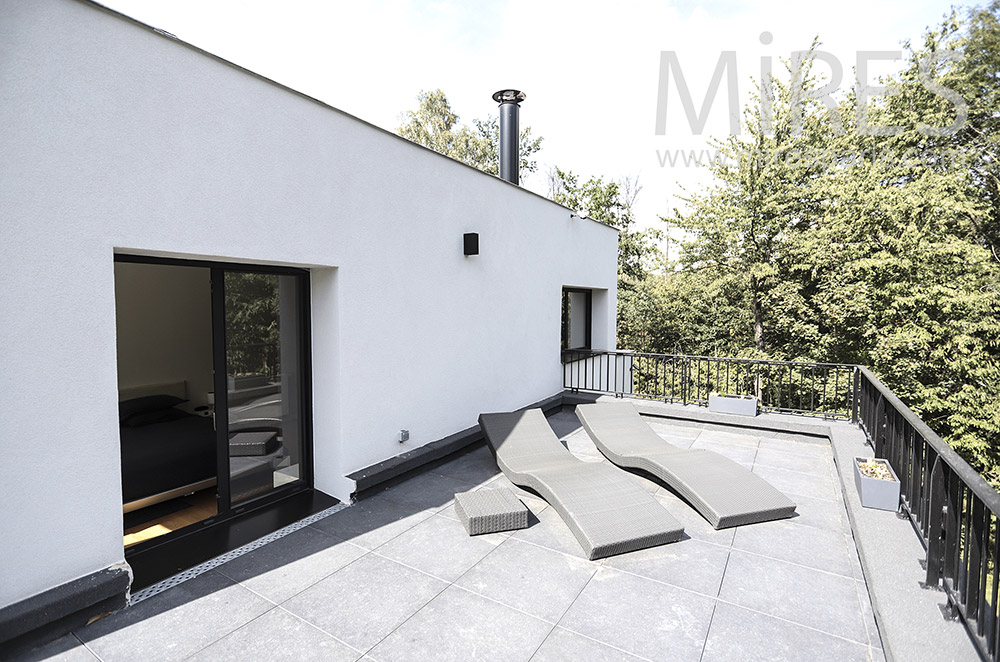 Rooftop. C1741