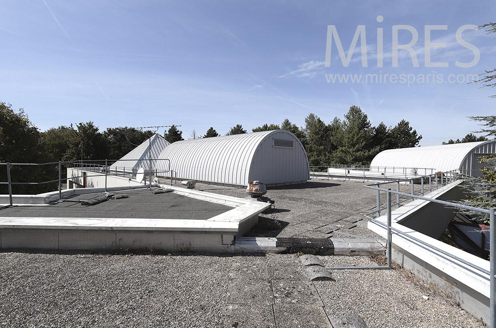 Industrial Rooftop. C1744