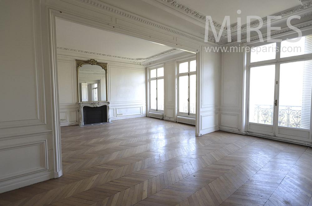 Double salon. C1752