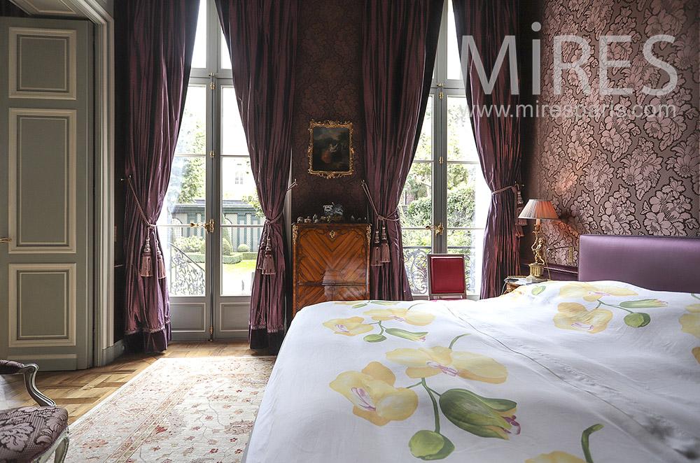 Romantic room. C1755
