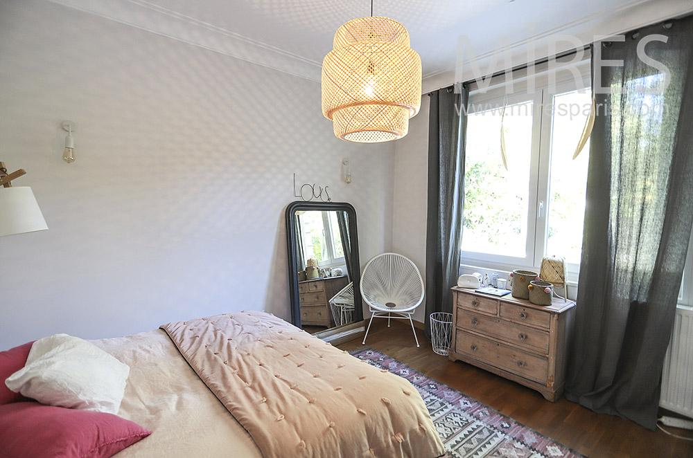 Chambre avec douche. C1767