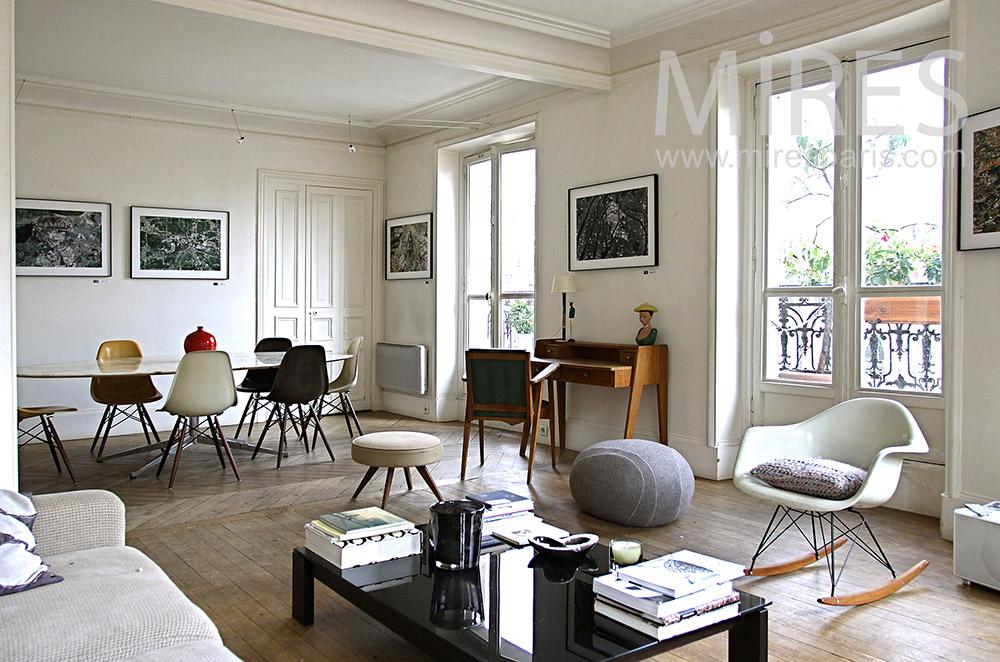 Parisian apartment. C0104