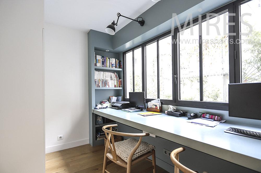 Design desk. C1773