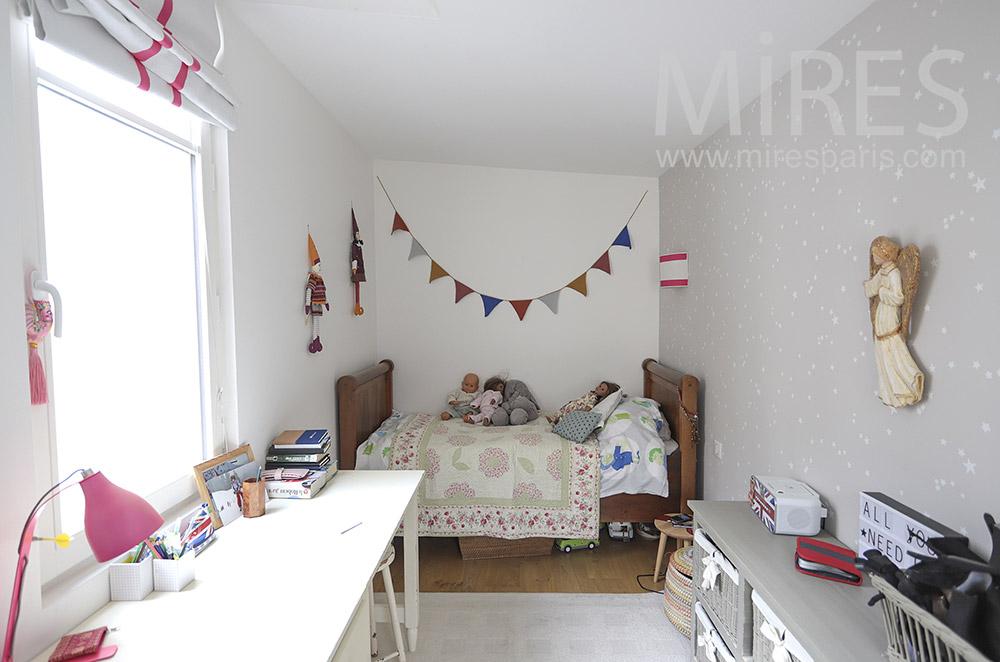 Children's room. C1773