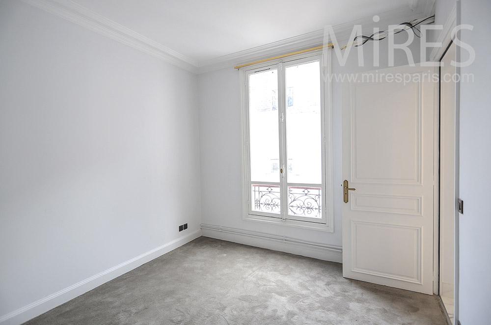 Empty white room. C1776