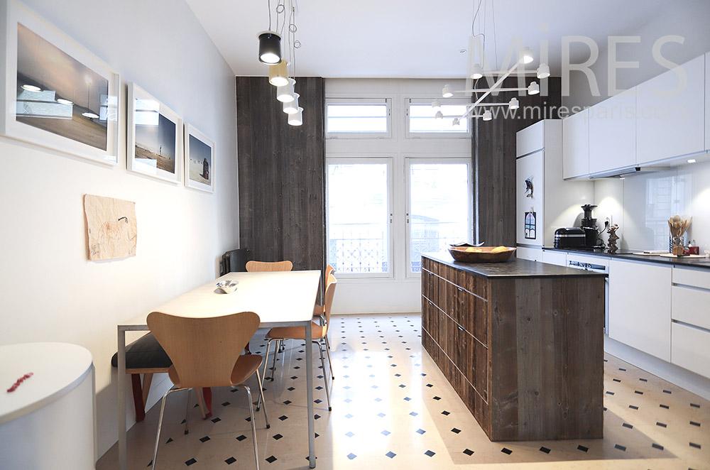 Kitchen. C1796