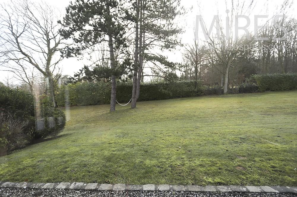Grand jardin. C1797