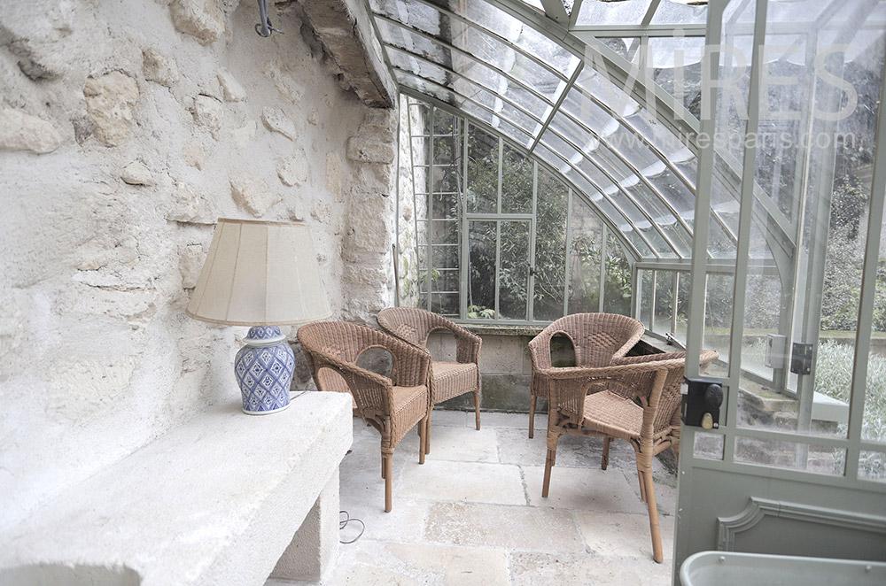 Greenhouse. C1808