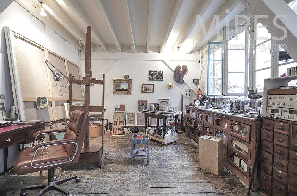 Atelier. C1809