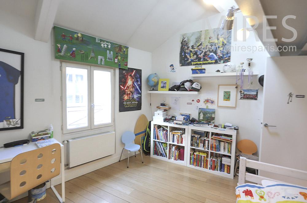 Chambre d'enfant. C1814