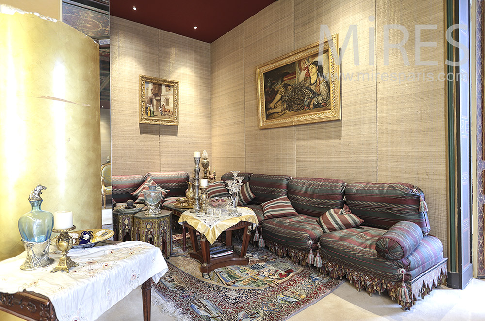 Salon oriental. C1816