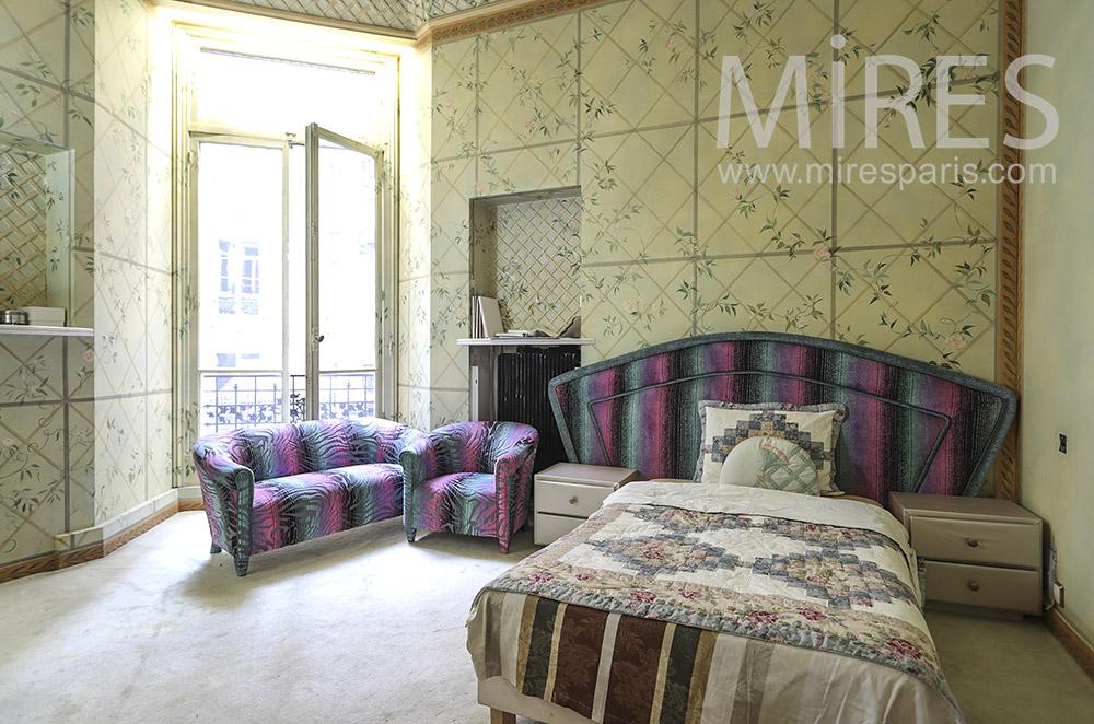 Bedroom. C1816
