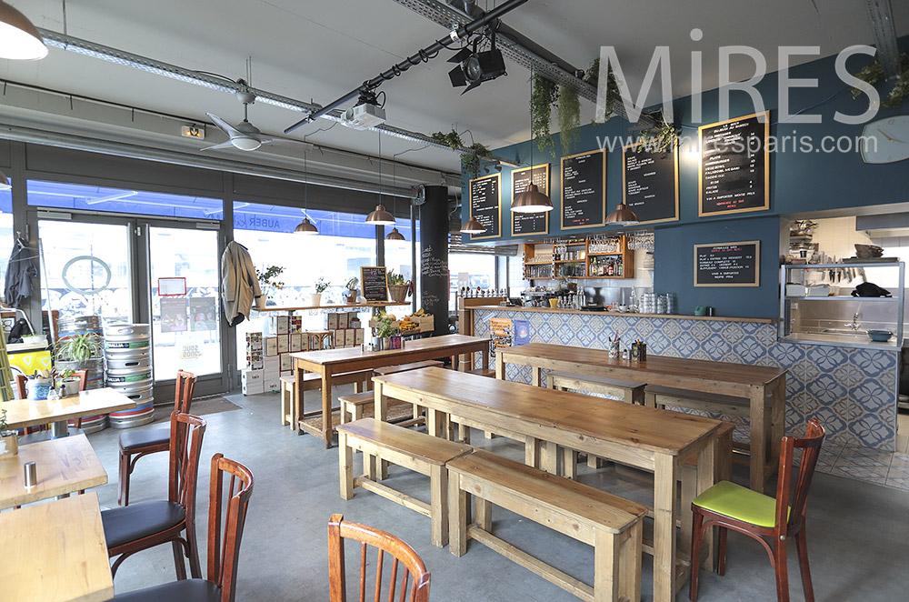 Restaurant. C1820